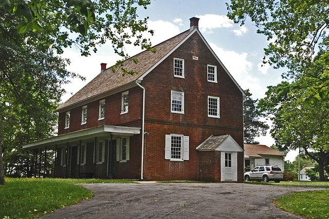 Friends Meeting House 1806