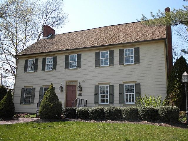 William Mullica House